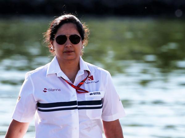 Monisha Kaltenborn war in Kanada zum letzten Mal Sauber-Teamchefin