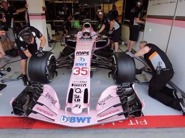 Think pink! Der BWT-Sponsoringdeal hat ein Nachspiel