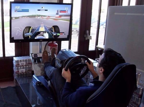 Eigene Liga: Die Formel 1 öffnet sich dem Videospiel-Eventboom