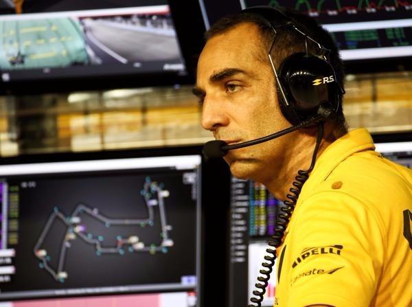 Cyril Abiteboul erwartet 2018 mehr Standfestigkeit und verbesserte Leistung