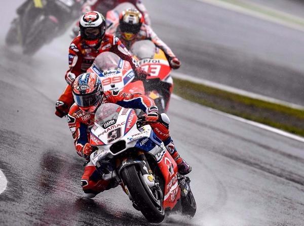 Welche Rolle spielen die Ducati-Fahrer Petrucci und Lorenzo im Titelkampf?