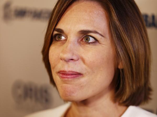 Claire Williams gab ihr Comeback als Teamleiterin bei der Williams-Präsentation