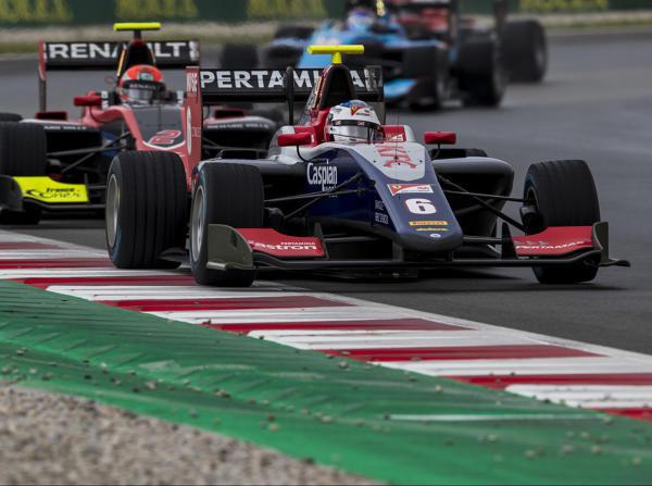 Giuliano Alesi siegt beim GP3-Auftakt im spanischen Barcelona
