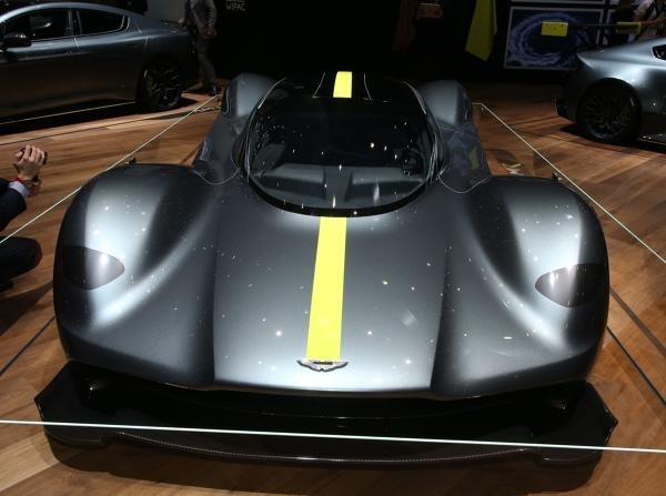 Aston Martin könnte ein Projekt auf Basis der Valkyrie starten