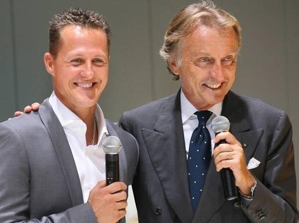 So gerne hätte di Montezemolo Michael Schumacher ins Cockpit zurückgeholt