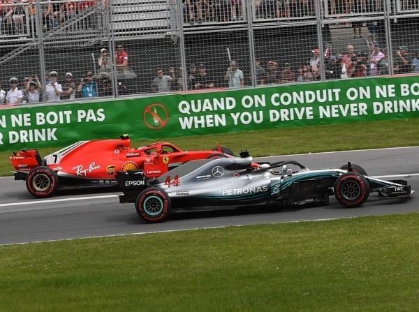 Kann Mercedes dank des Updates wieder an Ferrari vorbeiziehen?