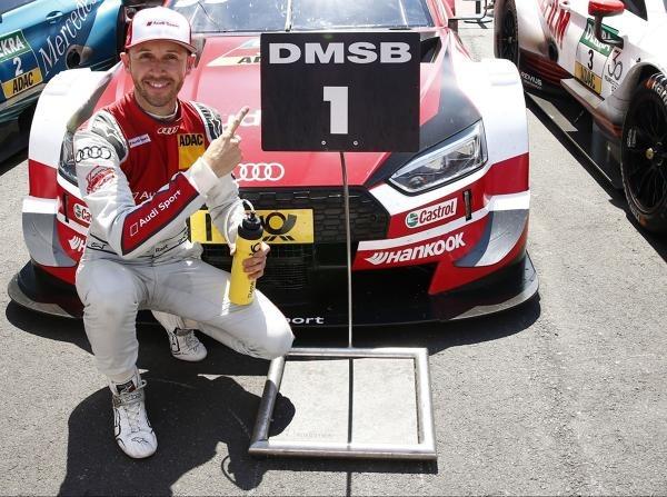Sicherte sich und Audi in Zandvoort den ersten Saisonsieg: Champion Rene Rast