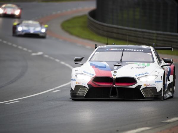 BMW hat gerade erst ein neues Programm mit dem M8 GTE gestartet