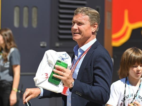 David Coulthard hofft bei McLaren auf eine Besserung