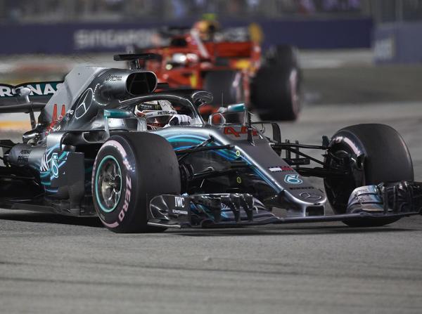 Lewis Hamilton hält im WM-Kampf 2018 alle Trümpfe in der Hand