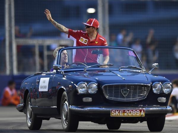 Kimi Räikkönen verabschiedet sich nach dieser Saison von Ferrari
