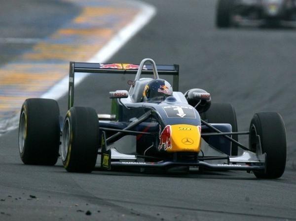 Sebastian Vettel in der Formel 3: Zweifel plagten seinen Aufstieg im Motorsport