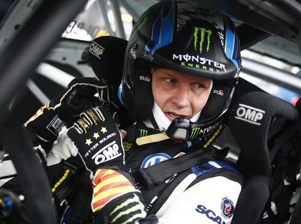 Petter Solberg wird in der WRC-Rallye Spanien an den Start gehen