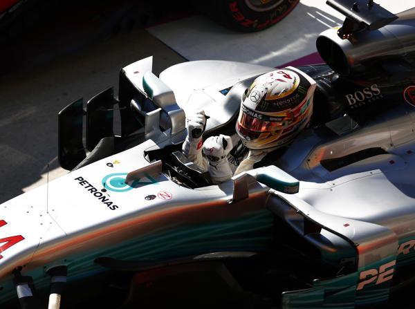 Lewis Hamilton könnte sich genau wie 2017 in Austin zum Weltmeister krönen
