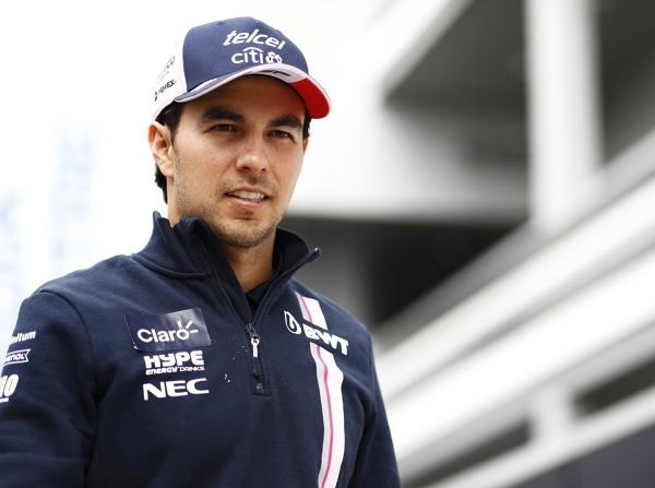 Sergio Perez geht 2019 in seine sechste Saison bei Force India