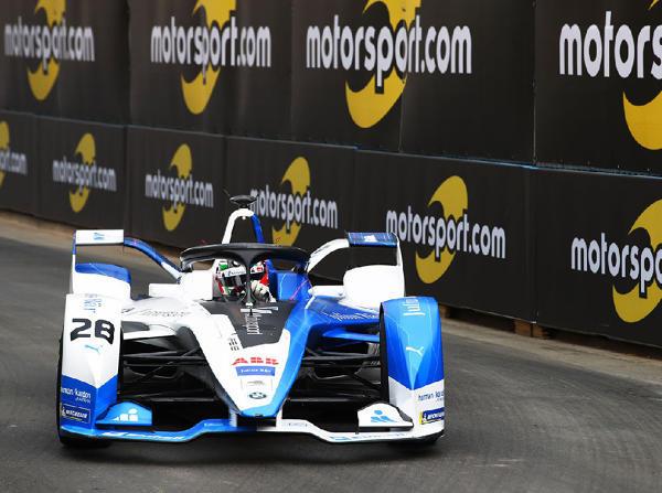 BMW-Pilot Antonio Felix da Costa sichert sich die Pole in Riad