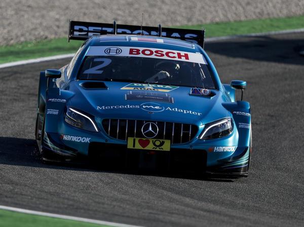 Gary Paffett sicherte sich im Jahr 2018 den Titel mit Mercedes