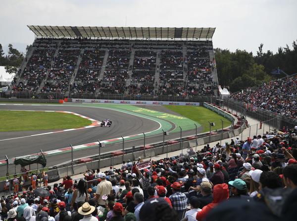 Die Formel 1 hat eine Steigerung der Zuschauerzahlen verbucht